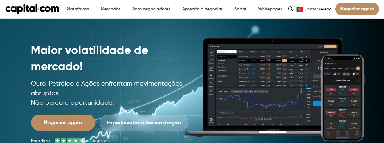 onde operar forex trade brasil