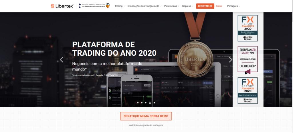 melhor plataforma de trading metatrader 4