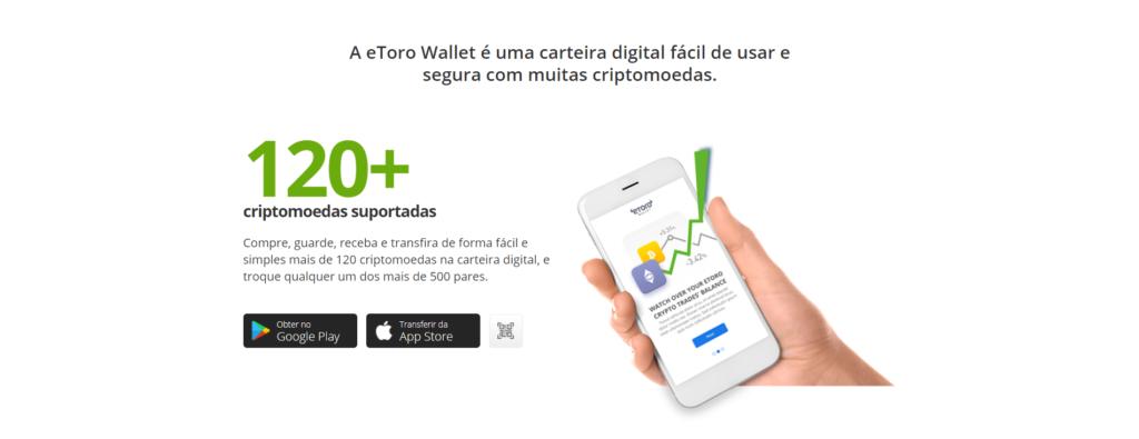 bitcoin wallet online etoro