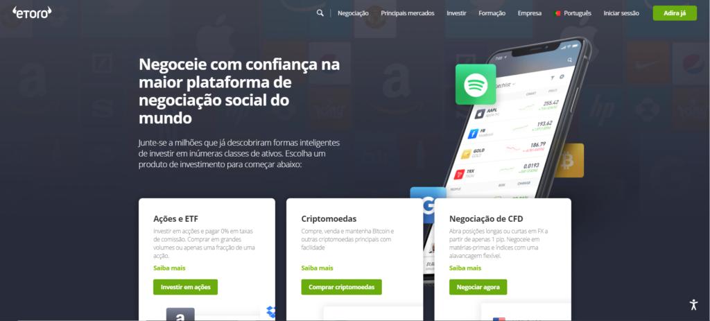 investir em ações Portugal