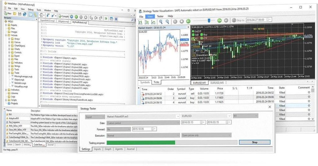 crypto trade software para investir dinheiro brasil