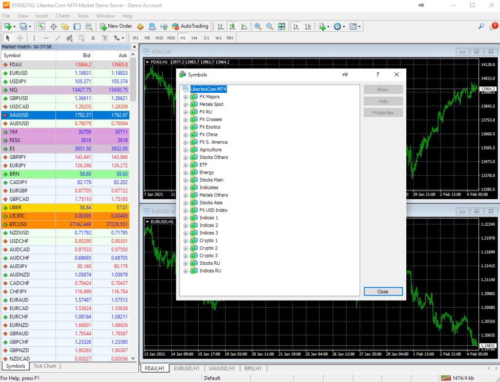 metatrader 4 trading - mt4 trader