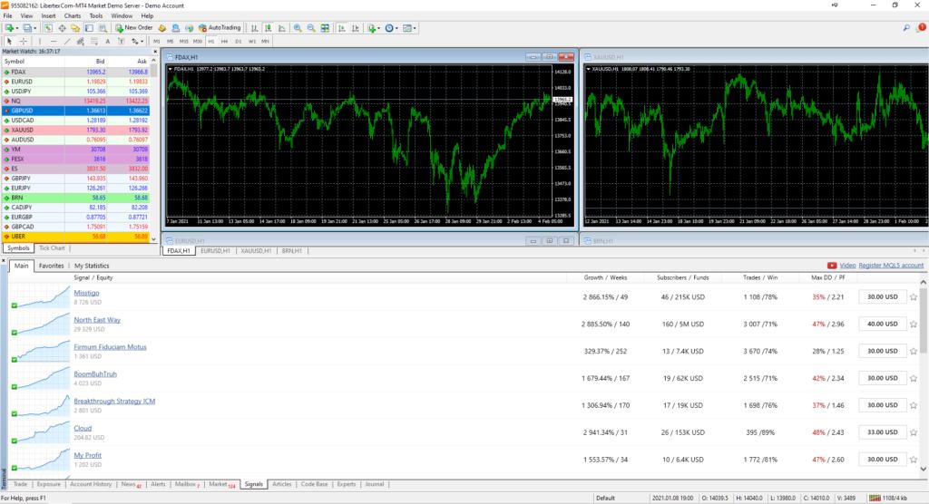 mt4 download signals metatrader 4