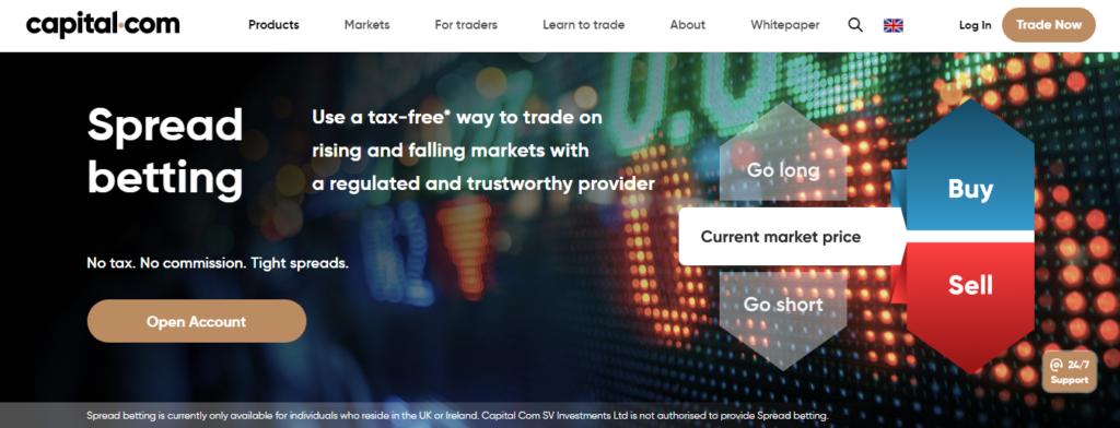 capital.com kereskedés bróker