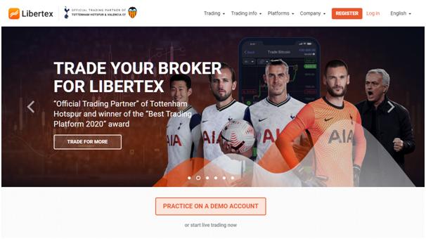 social trading site