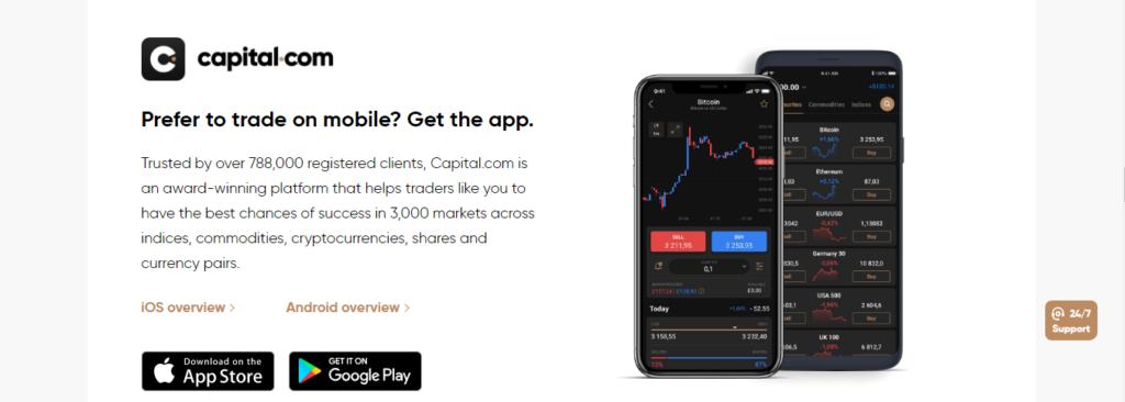 capital.com kereskedés