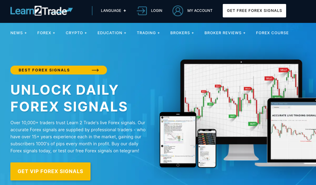 Learn2Trade best trading signals