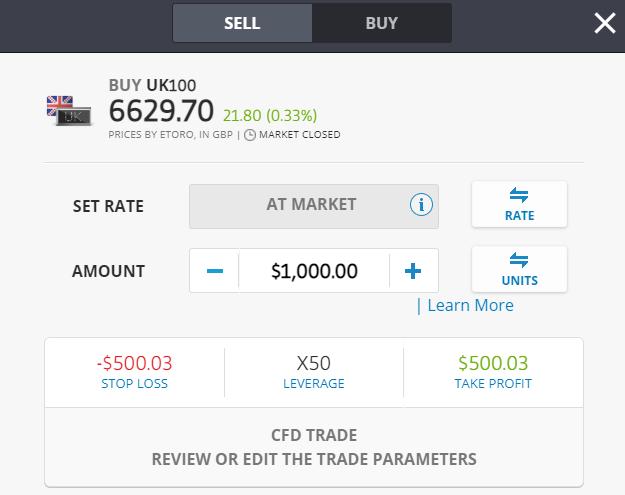 etoro make trade