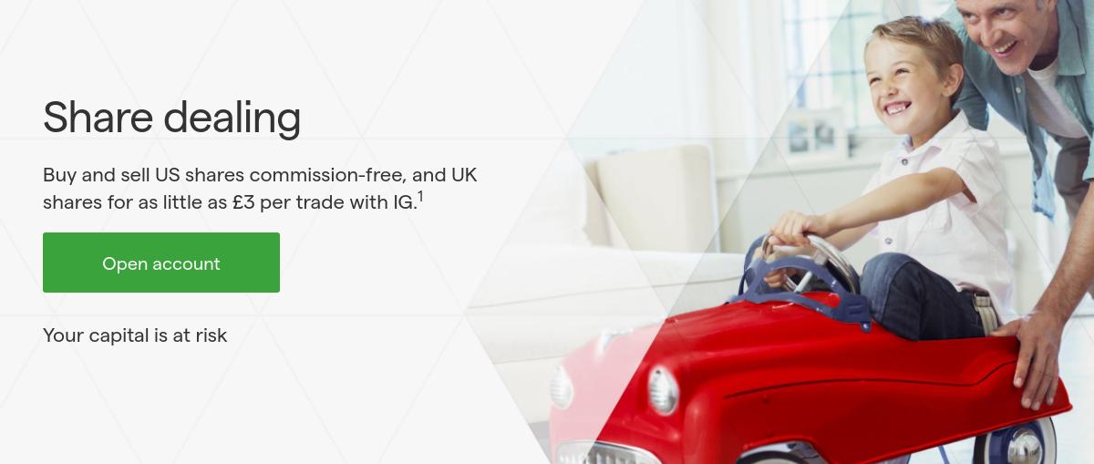 IG UK trading platform review