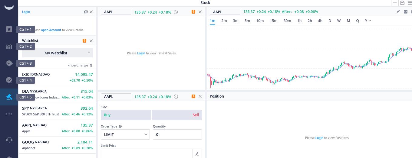 webull trading app review