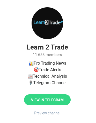 Learn2Trade signals