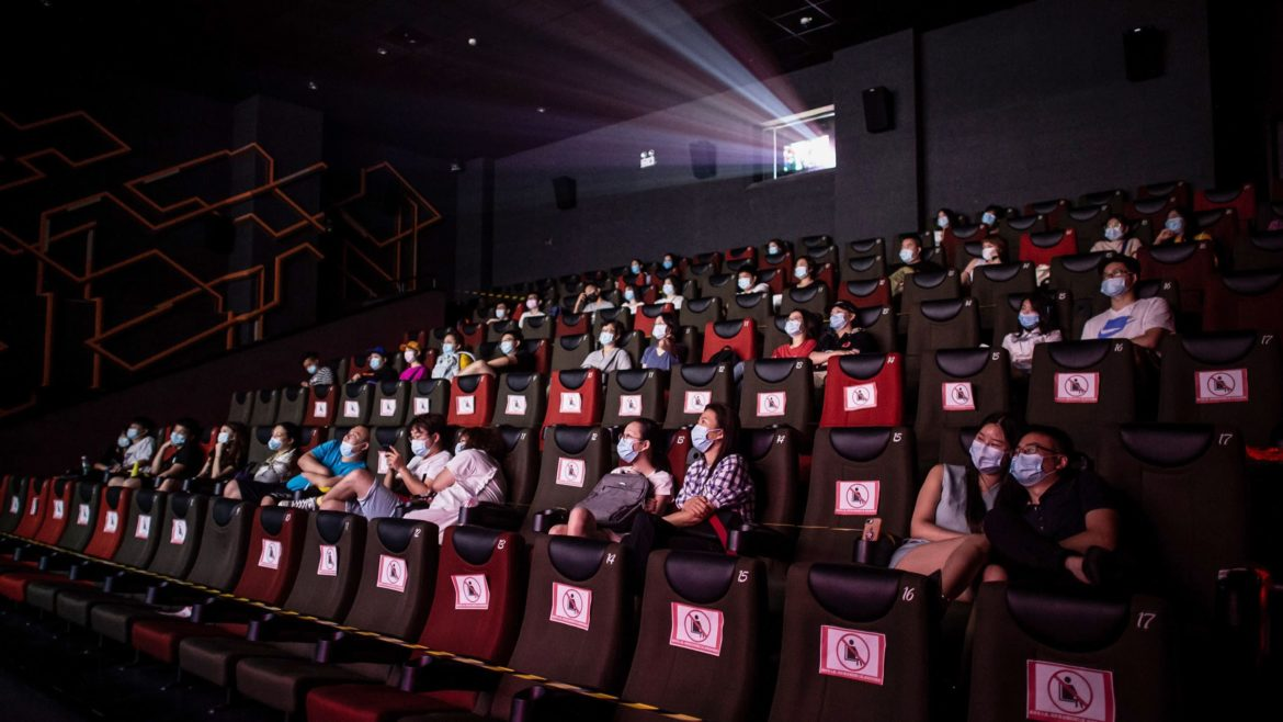 Movie industry in China