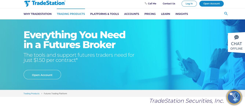 tradestation paper trading