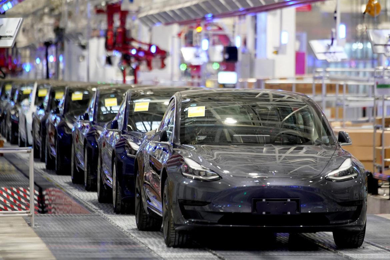 China EV Industry