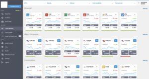 etoro etf trading platform dashboard