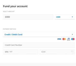 etoro account funding