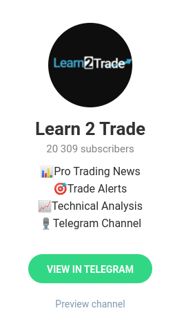 Learn2Trade crypto signals