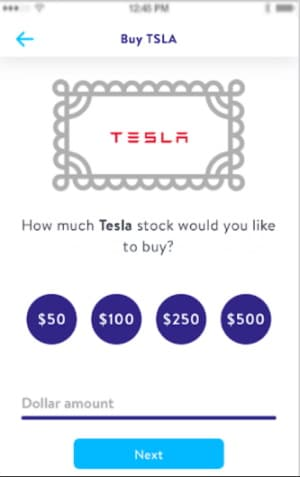 Stockpile mobile trading