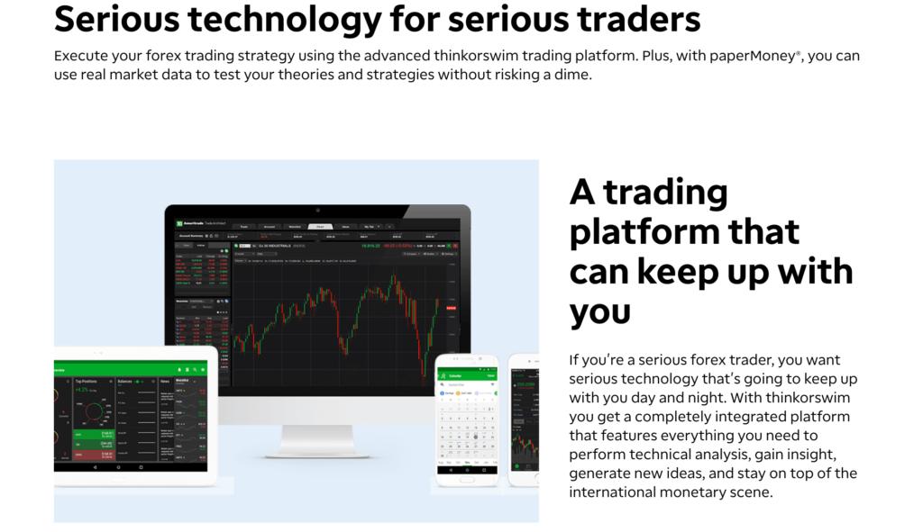 TD Ameritrade Forex Trading