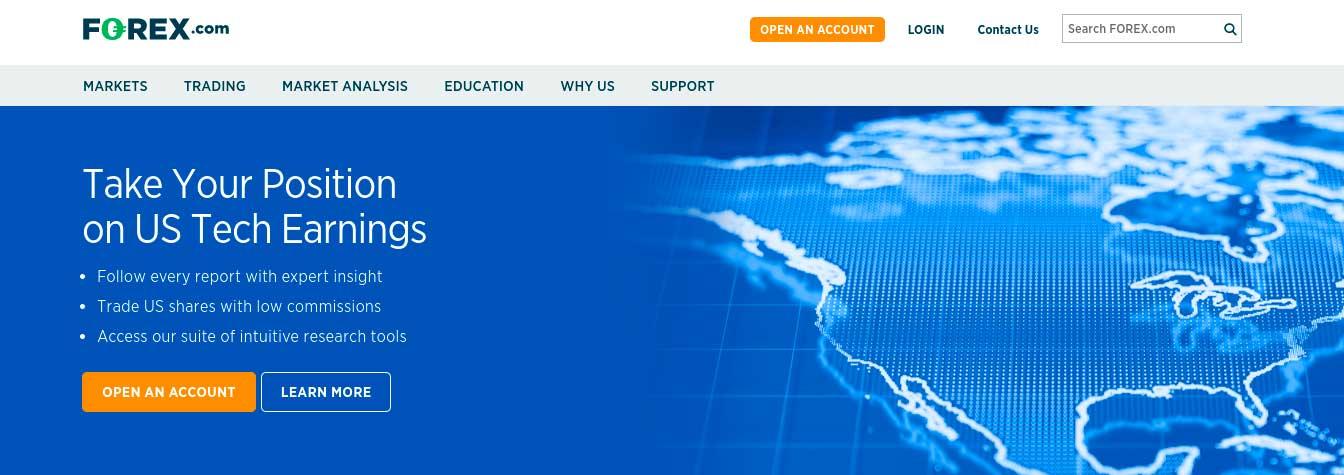 forex.com app