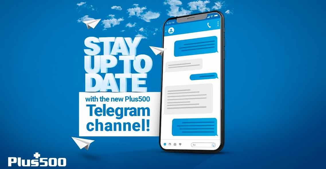 Plus 500 telegram channel