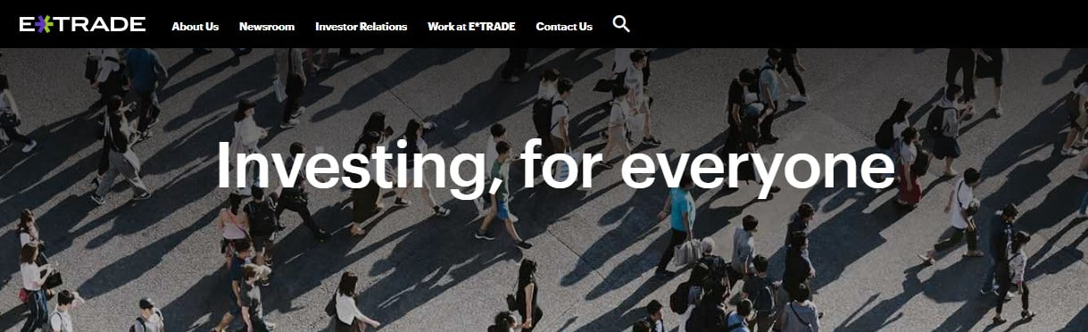 ETrade investing for everyone