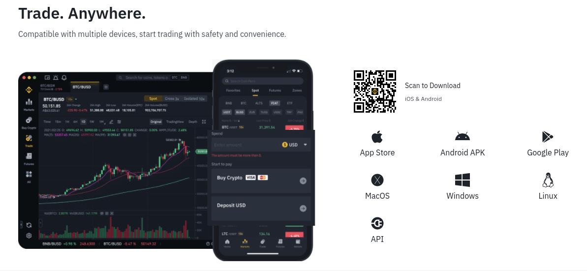 binance app review