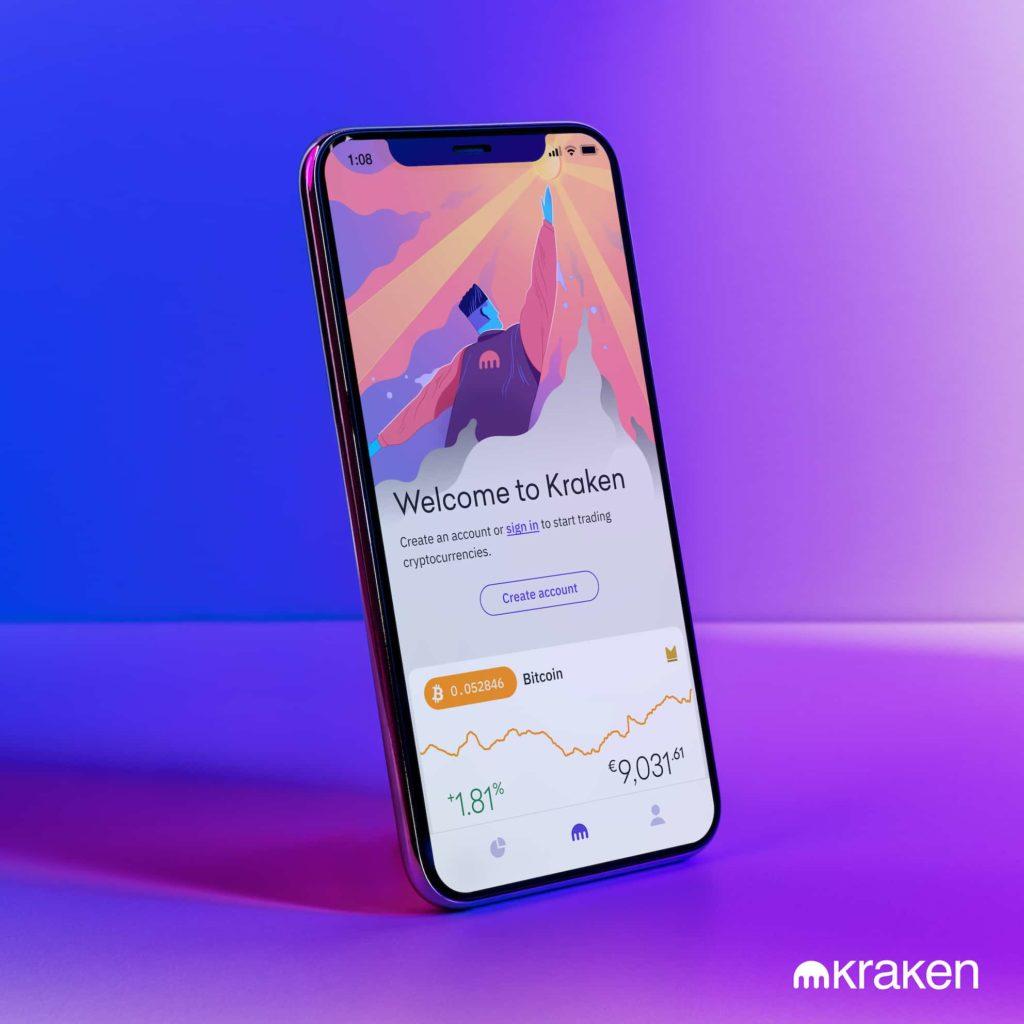 The New Kraken App