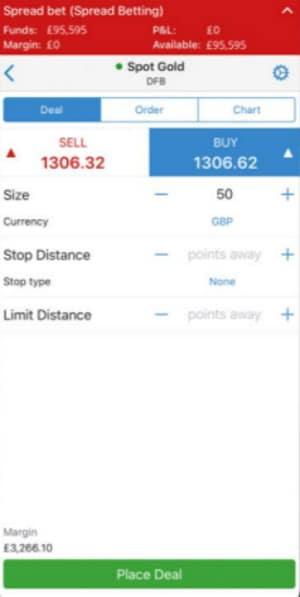 IG mobile app
