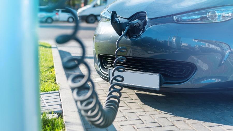 NIO electric vehicles