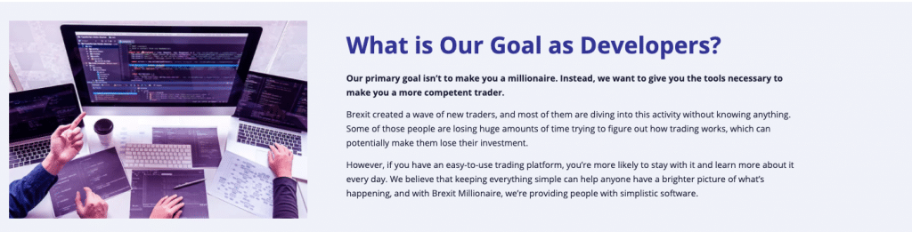Brexit Millionaire About Us