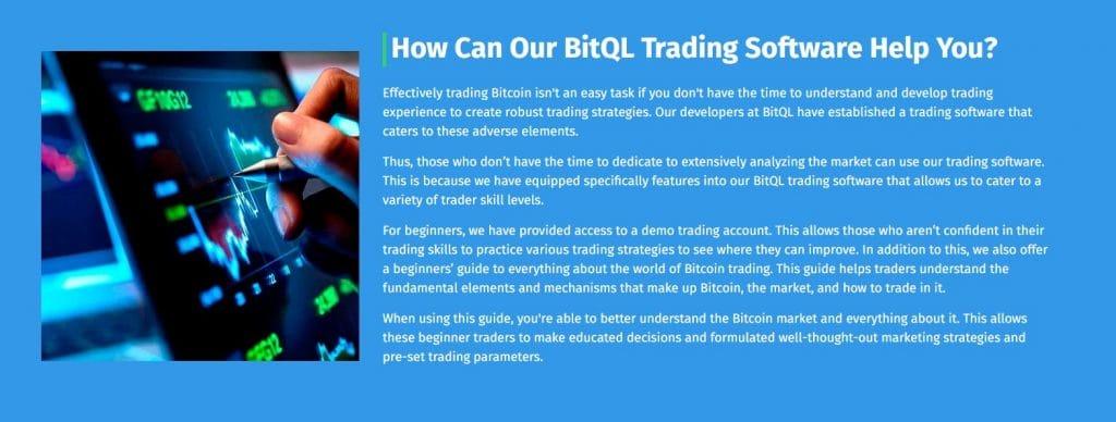 bitql trading