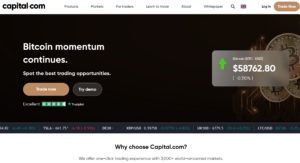 Capital.com best volatility 75 index Brokers south africa