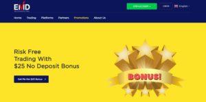 EMD Finance No Deposit Bonus broker south africa