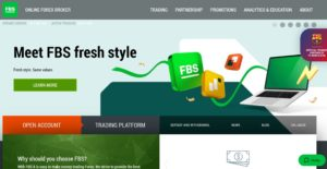 FBS best no deposit bonus Brokers