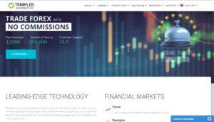 Templer FX Brokerage best no deposit bonus brokers south africa