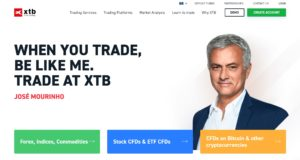 XTB best volatility 75 index Brokers south africa